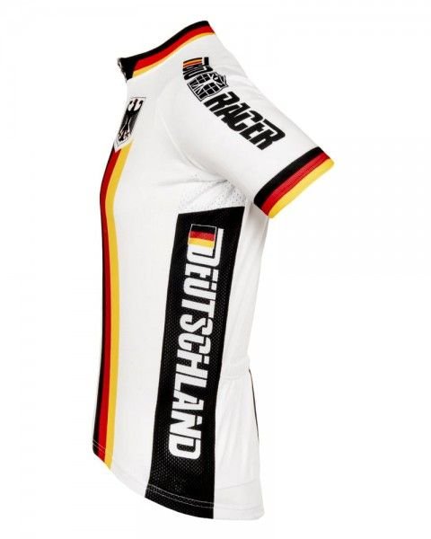 Deutschland Nationalteam 2020 Radtrikot kurzarm 2