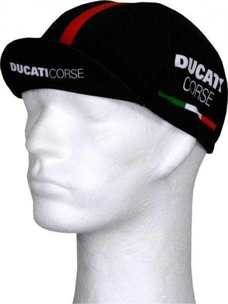 DUCATI CORSE 2018 Renncap - Santini Radsport Team Universalgröße