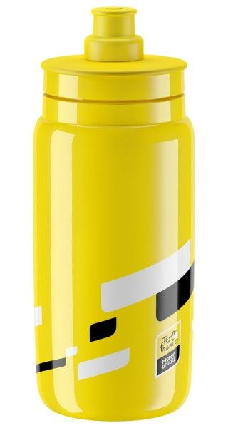 Tour de France 2020 Trinkflasche 550 ml gelb 2