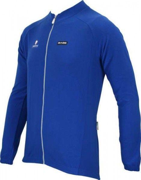EMATITE blau - Trikot (Langarmtrikot) - NALINI Radsportbekleidung aus der Base - Kollektion