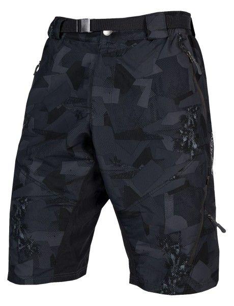 Endura HUMMVEE II Bike Shorts grey camo 2