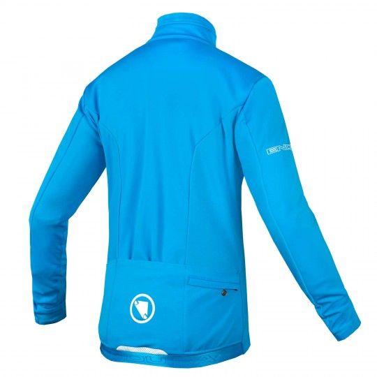 Endura PRO SL THERMO Fahrrad Winterjacke blau 2