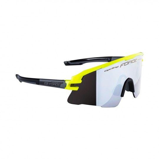 Force AMBIENT Rad- / Sportbrille neongelb 2