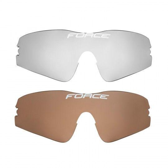 Force FLASH Radbrille neongelb 2