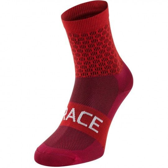 Force TRACE Radsocken H17 rot 2