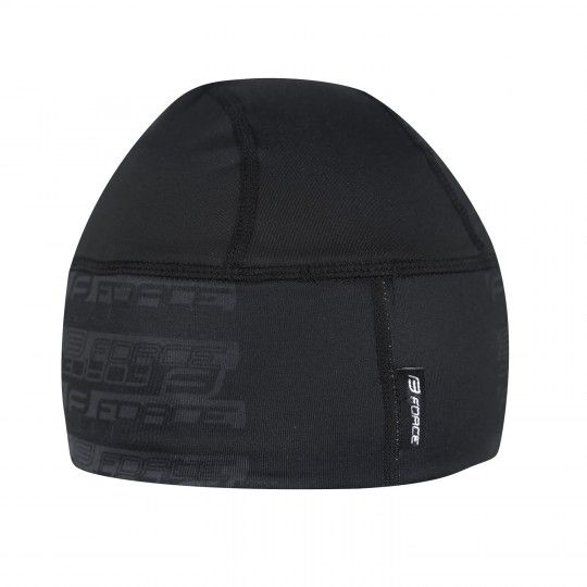Force WARM LYCRA Unterhelm Mütze schwarz 2