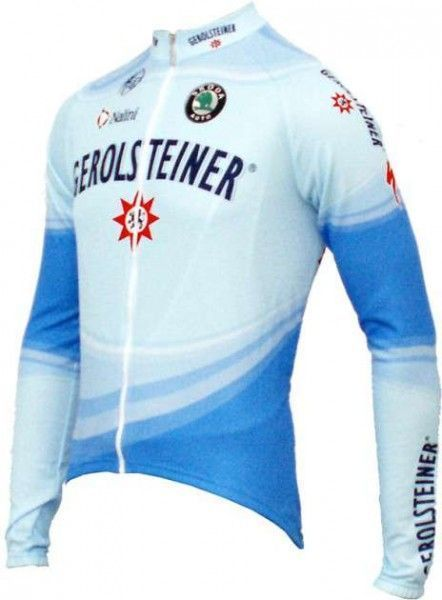 0e23d96b6 Gerolsteiner 2007 Nalini professional team - cycling long sleeved jersey
