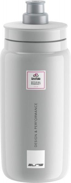 Giro d'Italia 2018 Trinkflasche 550 ml grau - Elite