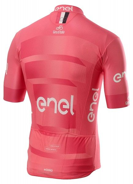Giro d'Italia 2019 Maglia ROSA Radtrikot kurzarm 2
