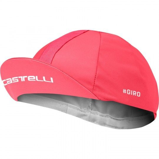 Giro d'Italia 2019 Radmütze pink 2