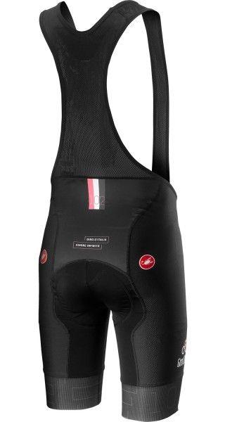 Giro d'Italia 2019 Trägerhose kurz schwarz 2