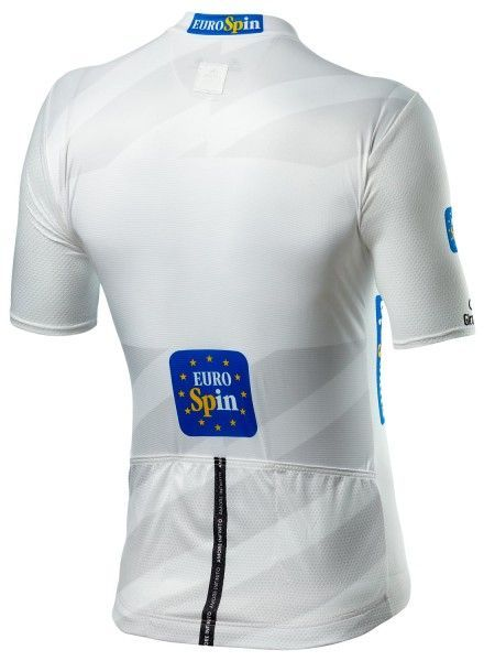 Giro d'Italia 2020 MAGLIA BIANCO (weiß) Radtrikot kurzarm 2