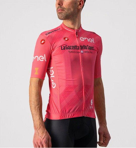 Giro d'Italia 2021 Maglia ROSA Radtrikot kurzarm 2