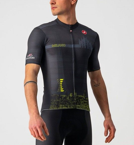 Giro d'Italia 2021 Etappentrikot Milano TT 2
