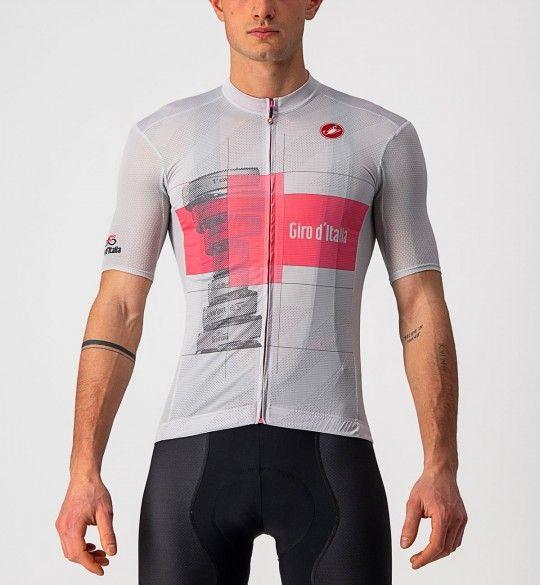 Giro d'Italia 2021 Etappentrikot Trofeo Rosa 2