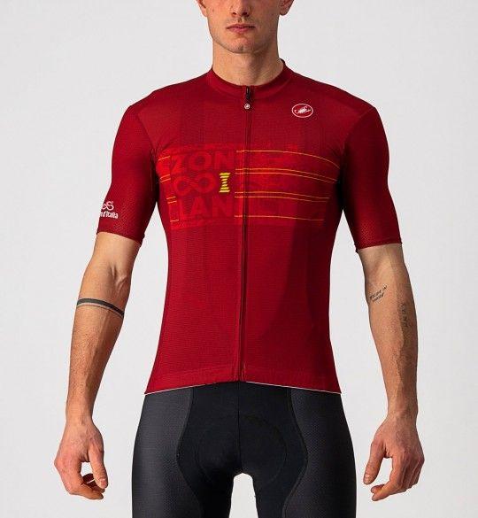 Giro d'Italia 2021 Etappentrikot Zoncolan 2