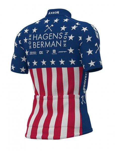 Hagens Berman Axeon US Meister 2019 Radtrikot kurzarm 2