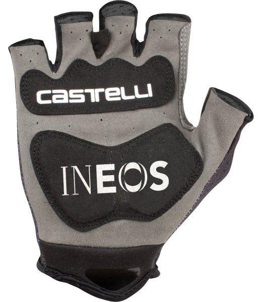 TEAM INEOS 2020 Fahrradhandschuhe kurzfinger - Castelli Radsport-Profi-Team Größe L (9)