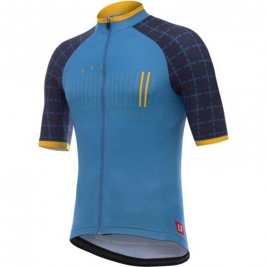 La Vuelta 2017 Asturias Etappentrikot 2