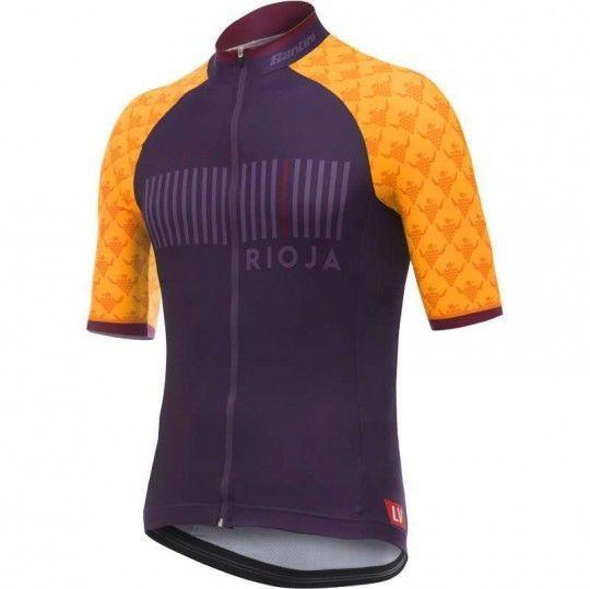 La Vuelta 2017 Rioja Etappentrikot 2