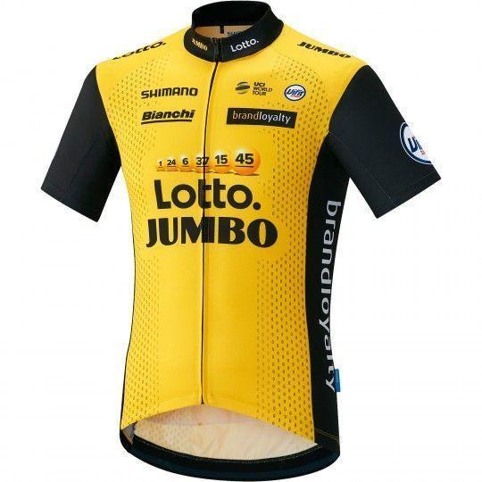 Team Lotto NL - Jumbo Radtrikot 1