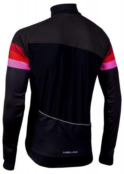 Nalini Winterjacke Crit Warm Jacket 2.0 schwarz/rot 2