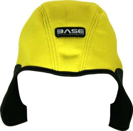 Nalini Base Radsport Unterhelm Mütze FABIO gelb