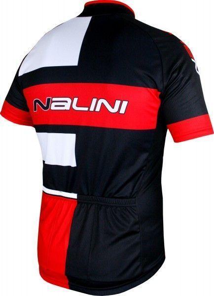 Nalini PRO ROGILETTO Radtrikot kurzarm schwarz/rot (5100) Größe L (4)