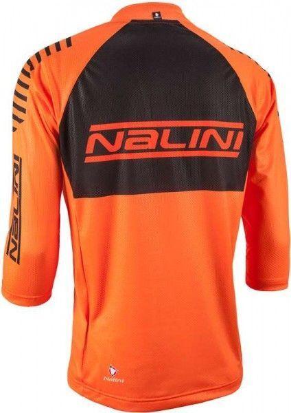 Nalini Kurzarmtrikot Trail Jersey Medium orange 4151 2