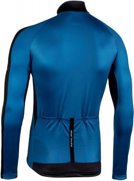 Nalini PRO Nalini LW Jersey Radtrikot Langarm blau (I18-4200) Größe L (4)
