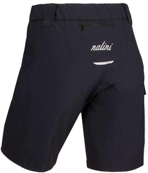 Nalini PRO Green Lady Short Baggy Short schwarz (E19-4000) Größe M (3)