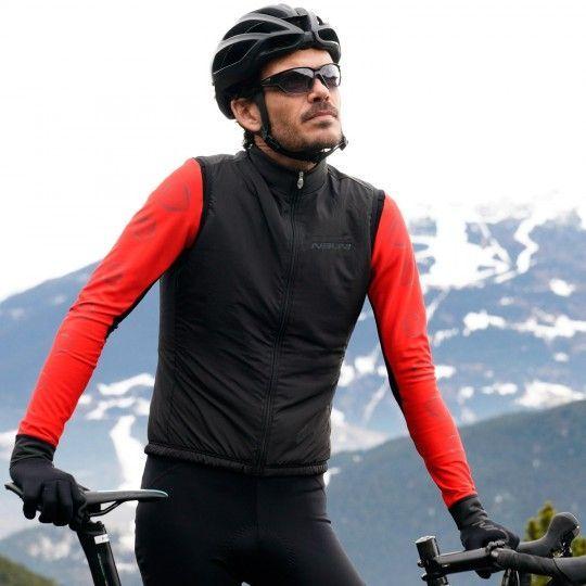 Nalini Pro Gara Vest Fahrradweste schwarz 2