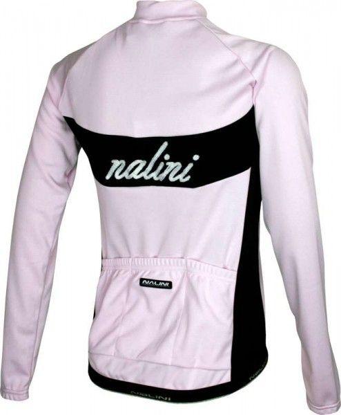 Nalini PRO THISTLE Damen Retro-Langarmtrikot retro-rosé Größe M (3)