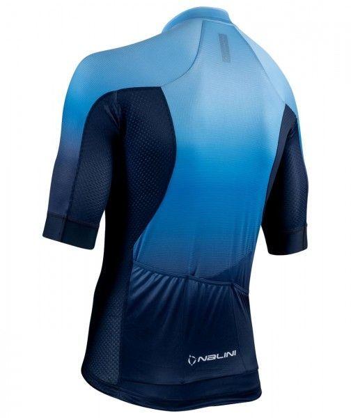 Nalini Speed Jersey Fahrrad Kurzarmtrikot blau 2