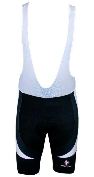Nalini STORM Fahrrad-Trägerhose schwarz 2