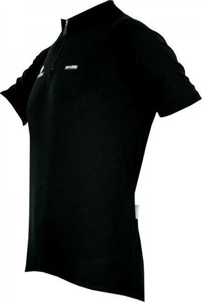 Nalini Base cycling jersey for kids AKELA black