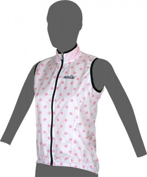 Nalini PRO Acquaria Vest 1 cycling wind-vest for ladies white