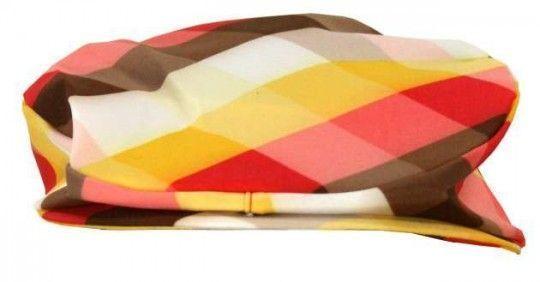 NALINI PRO Radsport-Cap für Damen ZAIRA braun