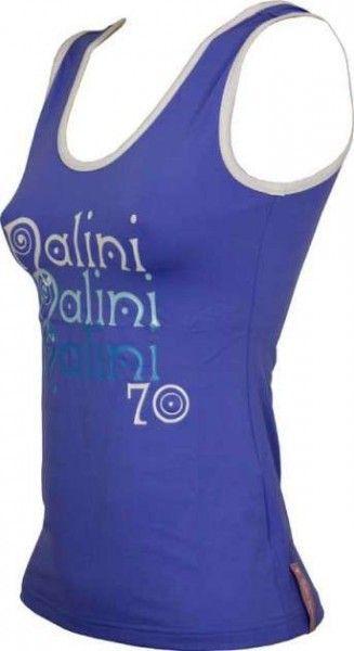 Nalini PRO sleeveless jersey E9BUCANEVE for girls violet