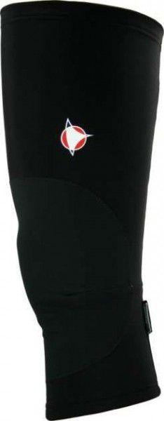 EUMIR schwarz - Knieling (Kniewärmer) - NALINI BASE Radsportbekleidung Größe XL (5)