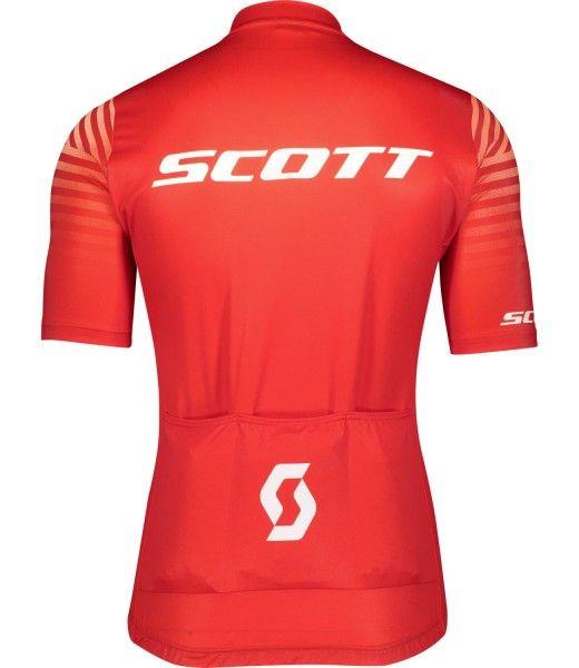 Scott RC TEAM 10 Radtrikot rot 2