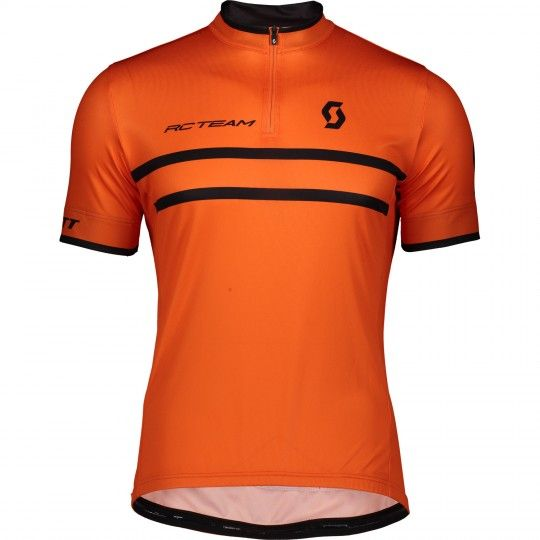 Scott RC TEAM 20 Radtrikot orange schwarz 1