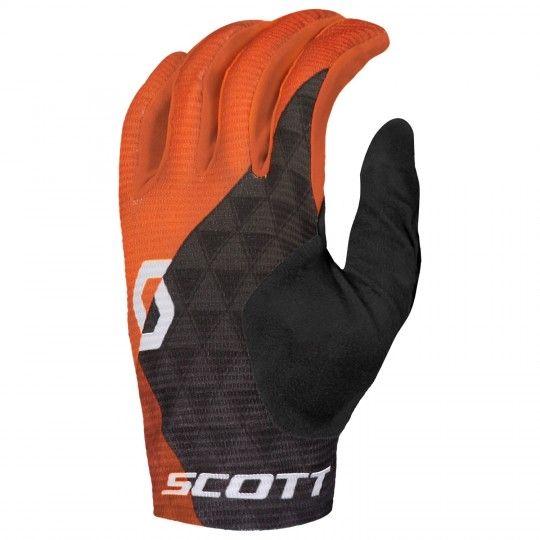 Scott RIDANCE Fahrradhandschuhe grau/orange 2