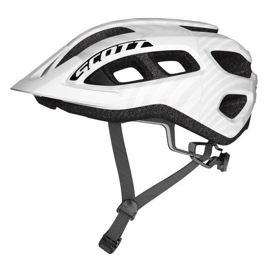 Scott SUPRA cycling helmet white (249287)