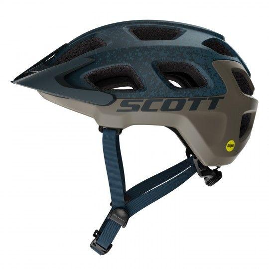 Scott VIVO PLUS Fahrradhelm nightfall blue 2