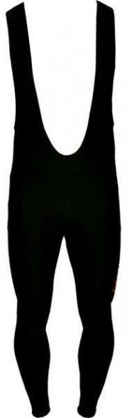 SIDERITE schwarz - lange Winterhose - NALINI Radsportbekleidung aus der Base - Kollektion