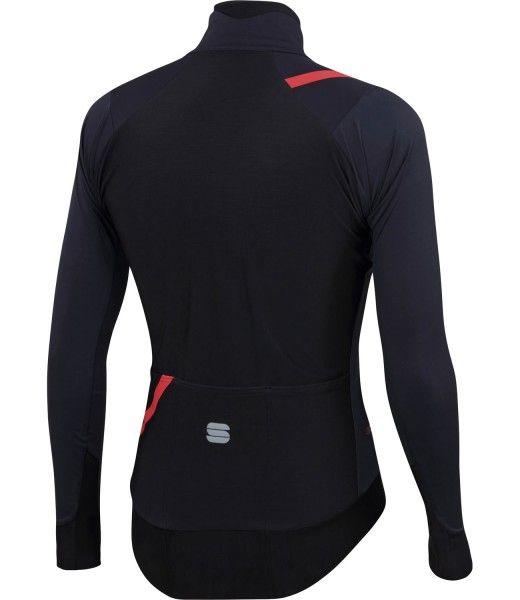 Sportful Finadre Medium Jacket Fahrrad Winterjacke schwarz 2