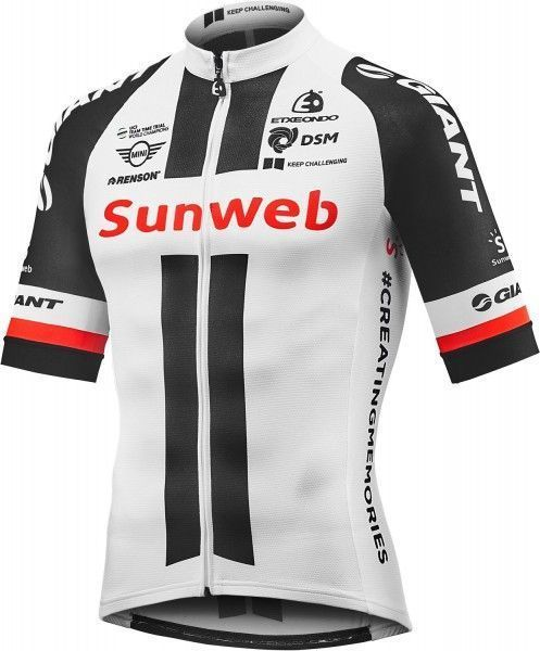 Team Sunweb 2018 Replica Radtrikot 1