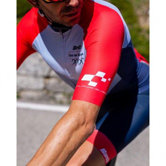 Tour de Suisse 2021 Berg Radtrikot kurzarm 4