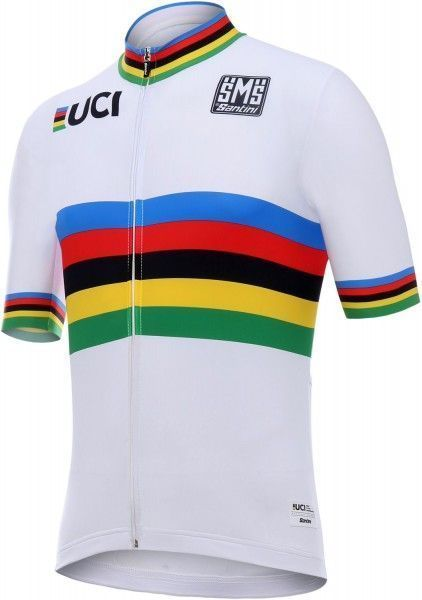 UCI Straßenrad Weltmeister 2018 Radtrikot 2